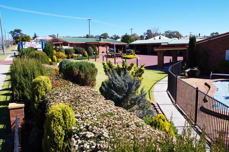 motel facilities at stannum lodge motor inn stanthorpe